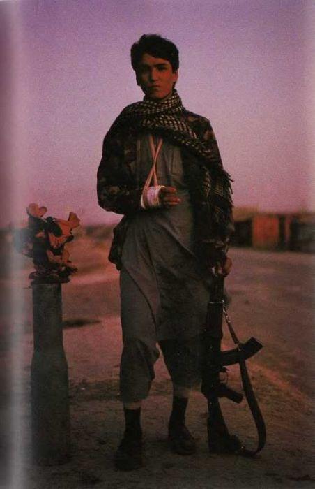 Люди Афганистана в 80-90 года (28 фото)