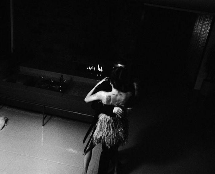 Бред Питт и Анджелина Джоли напророчили свое будущее (40 фото)
