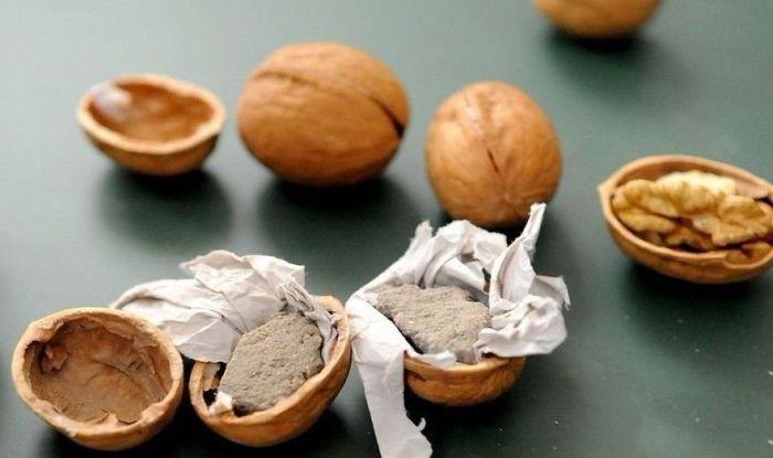 Поддельные грецкие орехи (5 фото)