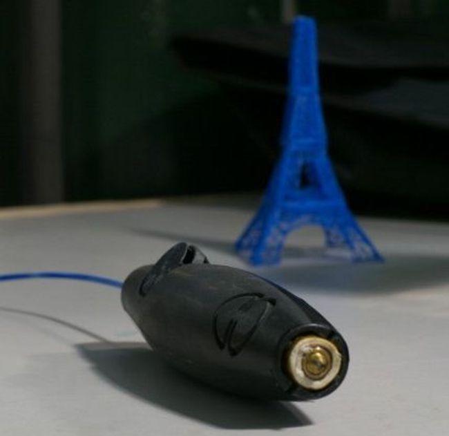 Ручка, с помощью которой можно создавать 3d рисунки (8 фото)