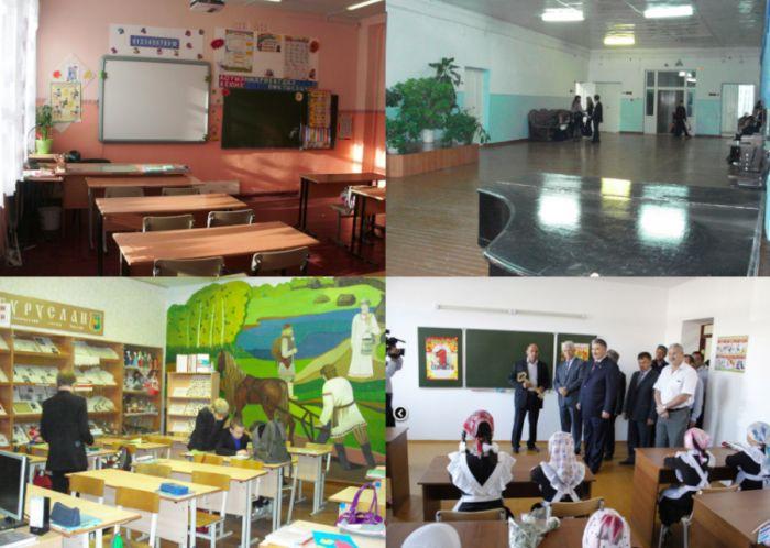 Школы в России и США (13 фото)