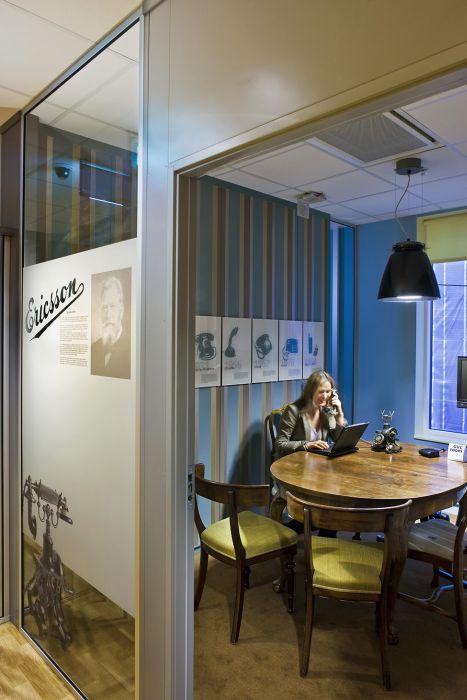 Офис Google в Стокгольме (28 фото)