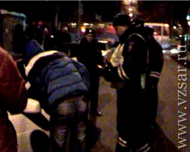 Саратовский фейл любителей тонировки (3 фото)