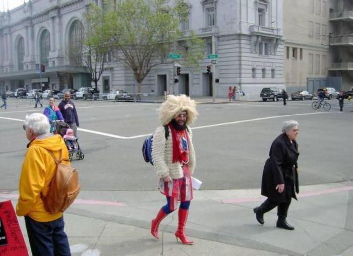 Люди со странностями (64 фото)