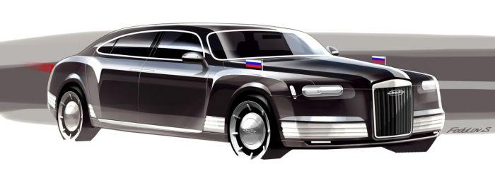 """Проект """"Автомобиль для президента"""" (20 фото)"""