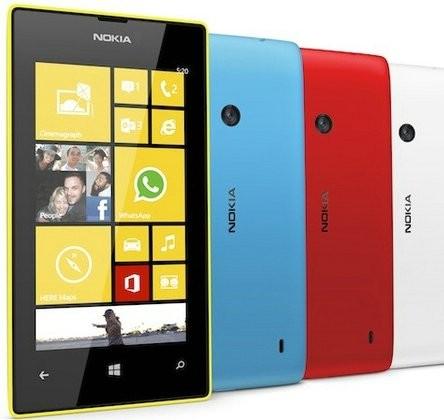Nokia представила две новые модели Lumia (20 фото)