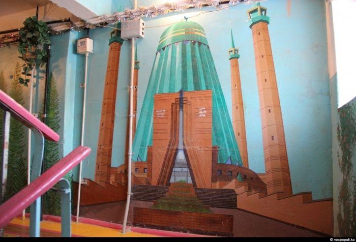 Конкурс на самый красивый подъезд в Павлодаре (30 фото)