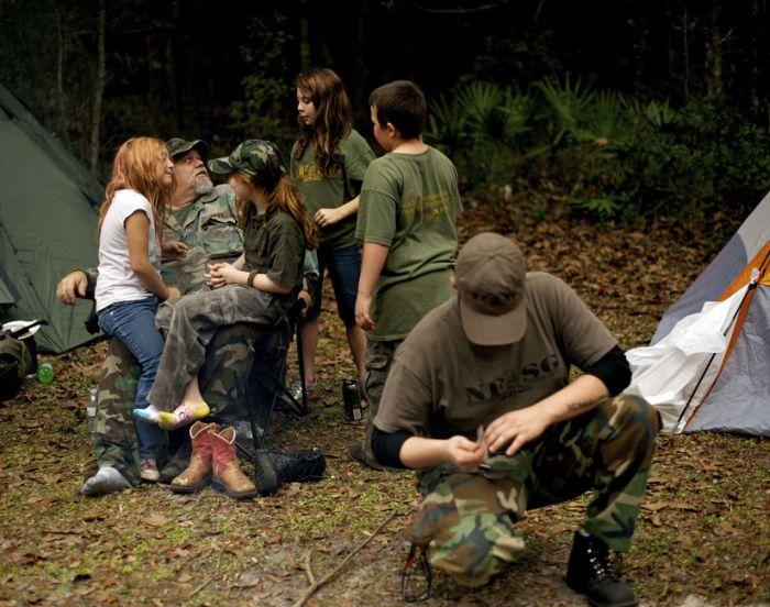 Детский тренировочный лагерь в Северной Флориде (19 фото)