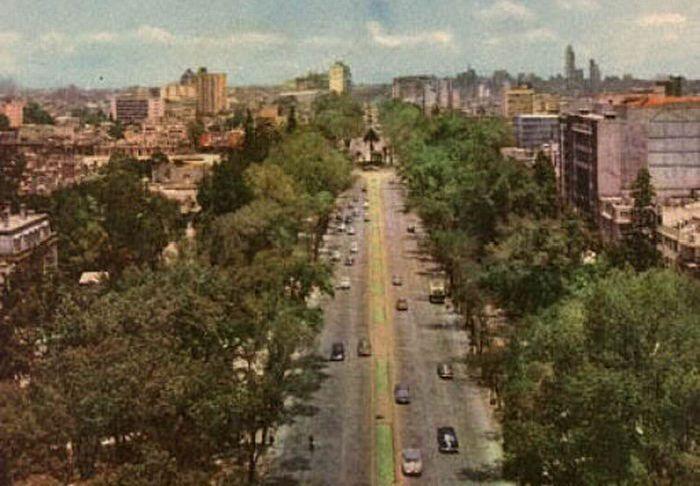 Как развивались крупные города на протяжении многих лет (46 фото)