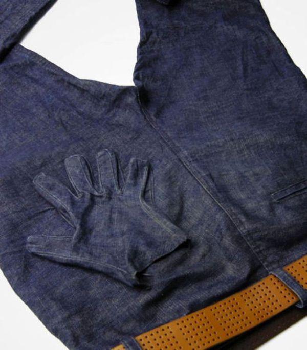 Подборка странной и непривычной одежды (37 фото)