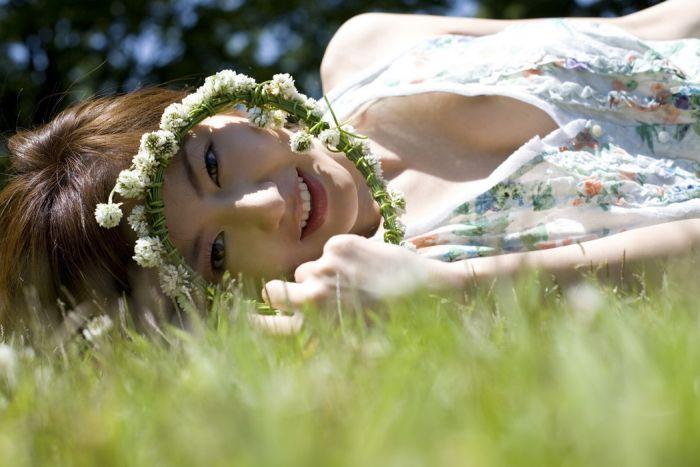 Красивые девушки (51 фото)