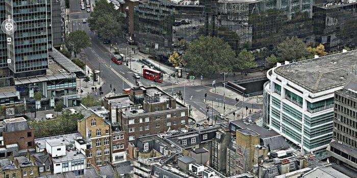 Google Maps и глюки (6 фото)