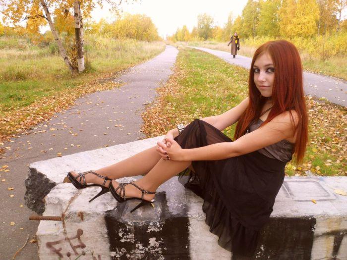 Русские девушки из соц сетей (50 фото)