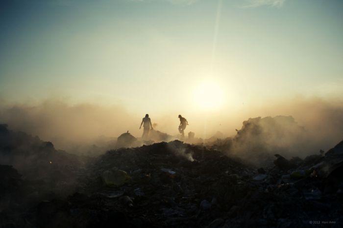 Мальдивы - грязный рай (37 фото)