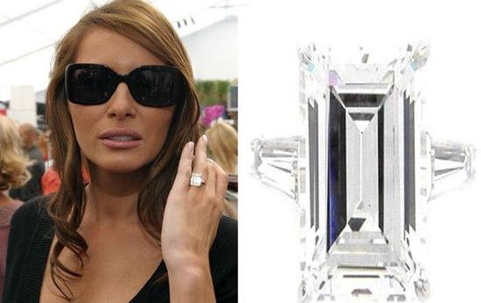 Дорогие и эксклюзивные подарки среди богатых и знаменитых (12 фото)