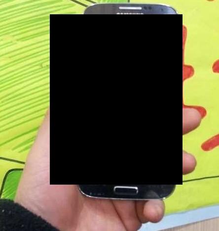 Живые фото Samsung Galaxy S IV (10 фото)