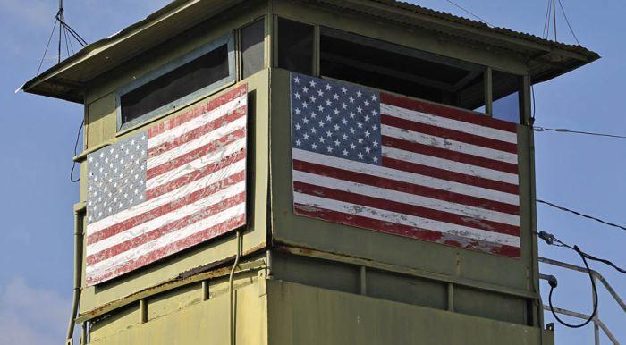 Жизнь в тюрьме Гуантанамо (41 фото)