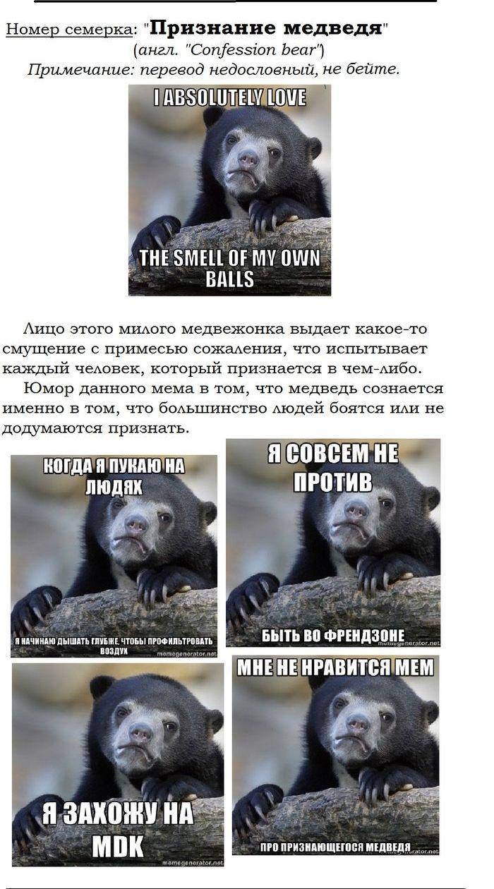 Подборка популярных зарубежных мемов (11 фото)