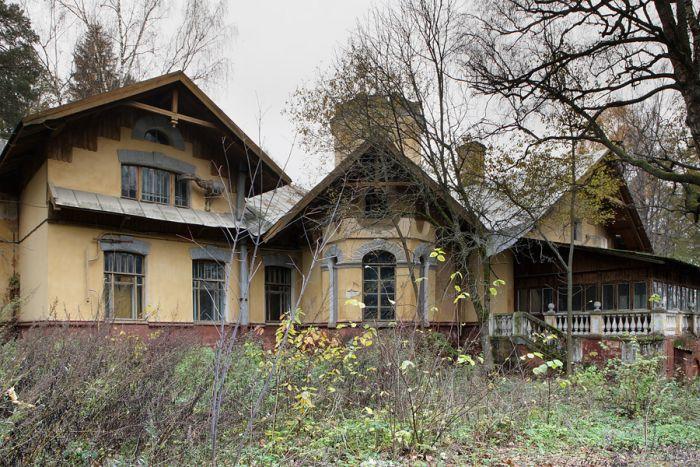 Усадьба Михайловское (хутор Турлики) (18 фото)