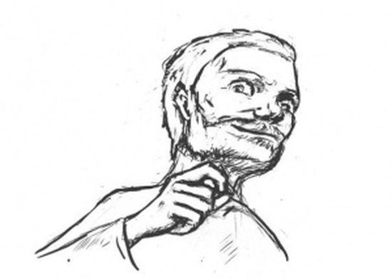 Славянский  язык жестов (7 картинок)