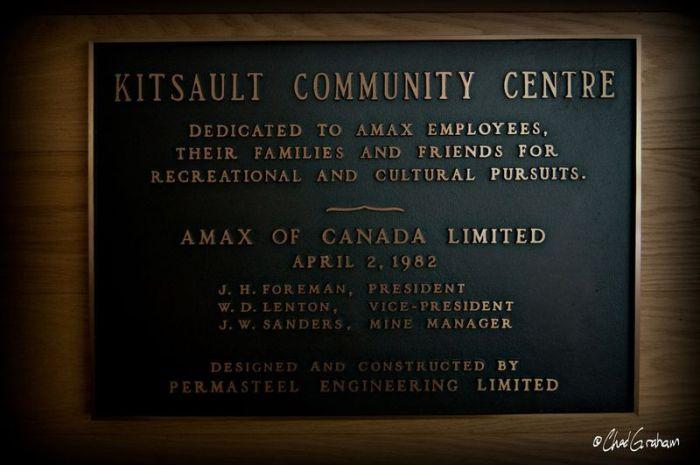Город-призрак в Канаде (59 фото)