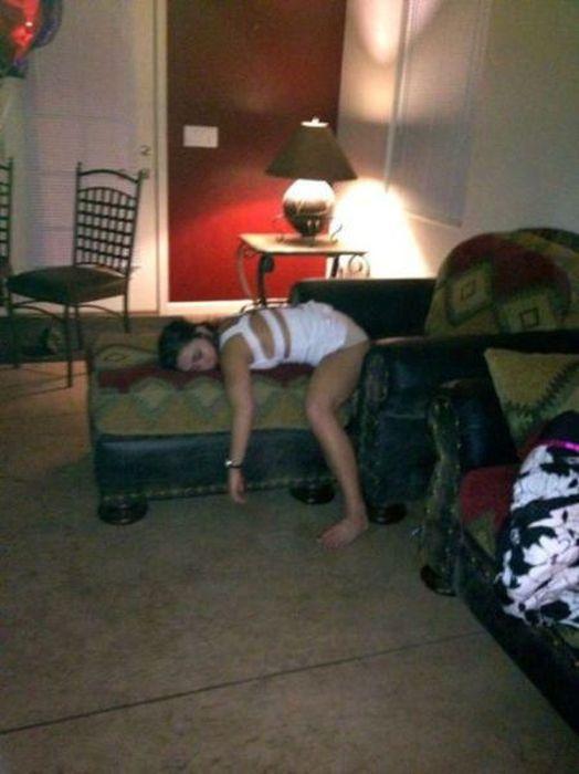 Пьяные люди (40 фото)