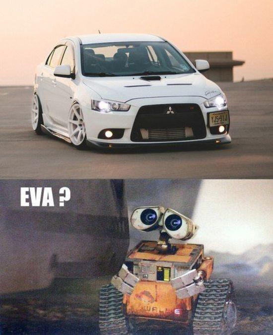 Днем, картинки смешные приколы про машины