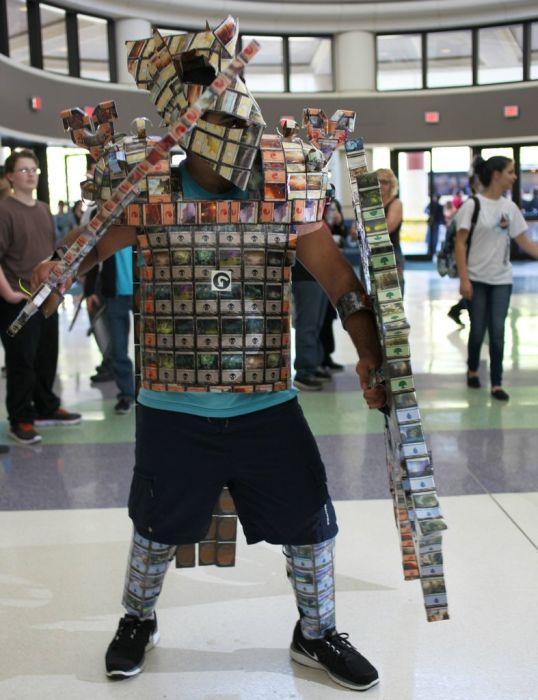 Подборка персонажей с фестиваля Megacon 2013 (47 фото)