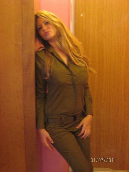 israeli_army_01 Горячие красотки армии Израиля