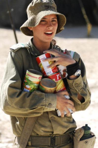 Девушки армии израиля 70 фото