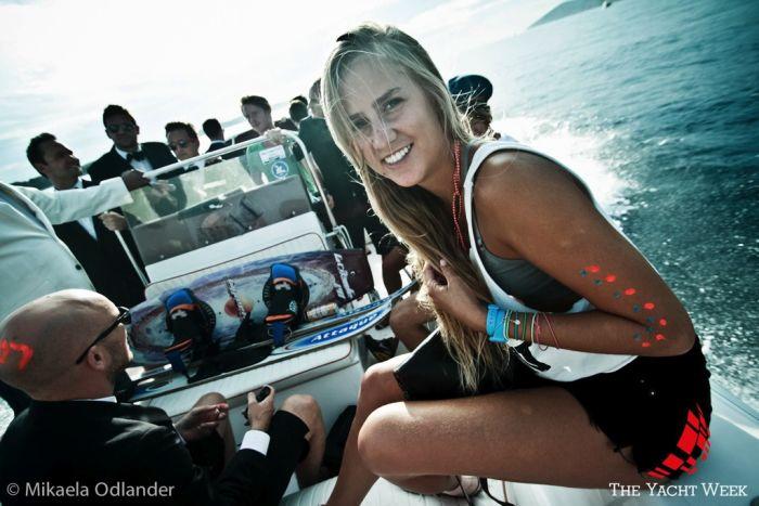 «Неделя яхт» и шикарные девушки (100 фото)