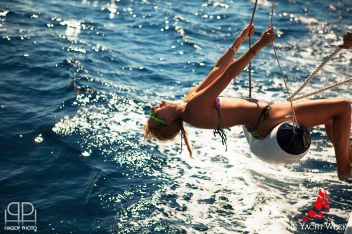 Отдых на море с шикарными девчонками фото 276-103