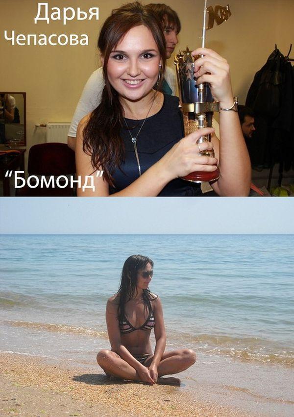 Красивые и сексуальные девушки из КВН (21 фото)