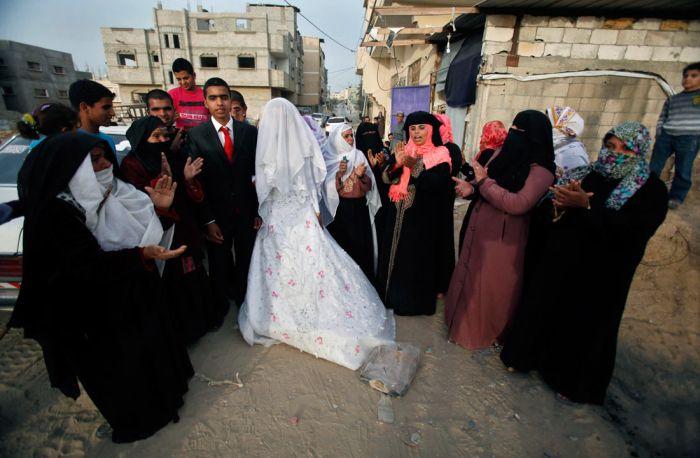 Контрабандная невеста (5 фото)