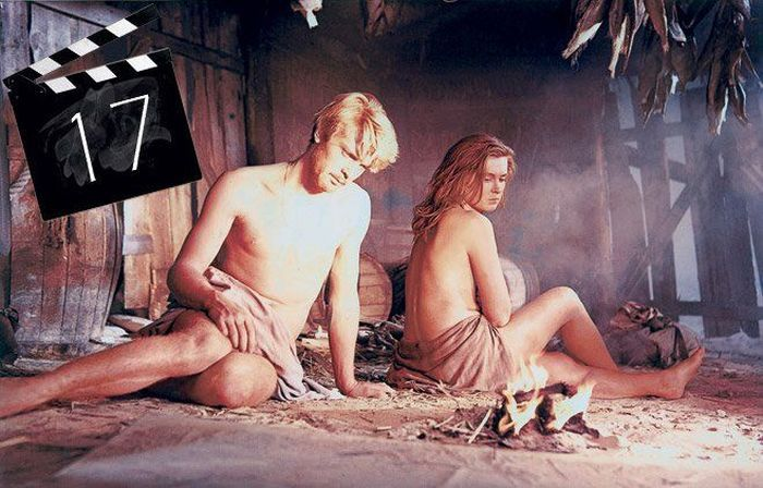 Подборка непристойных эпизодов в советском кино (26 фото)