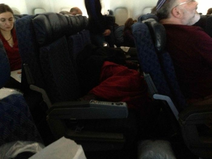 Эконом-класс American Airlines: путевые заметки (27 фото + текст)