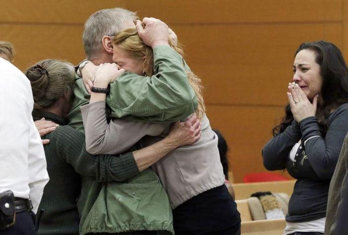 22 года в тюрьме из-за ошибки присяжных (5 фото)