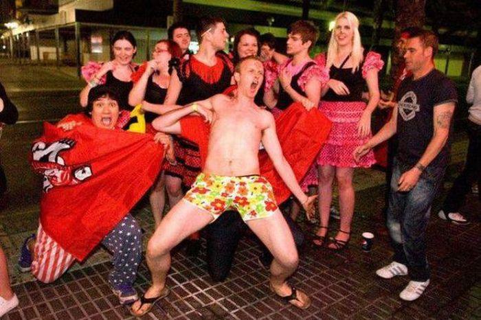 Грандиозная студенческая вечеринка Салоуфест 2013 (60 фото)