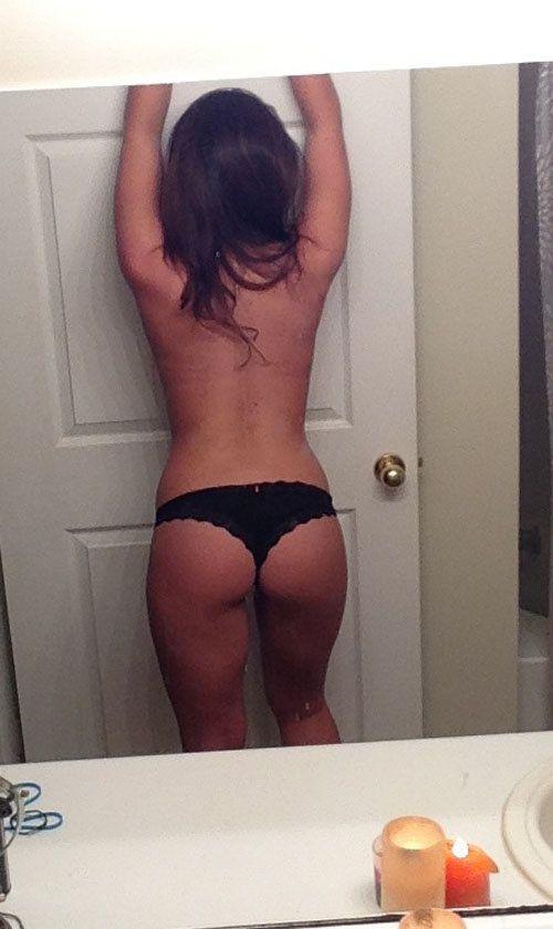 Подборка хорошеньких девушек, вид со спины (38 фото)