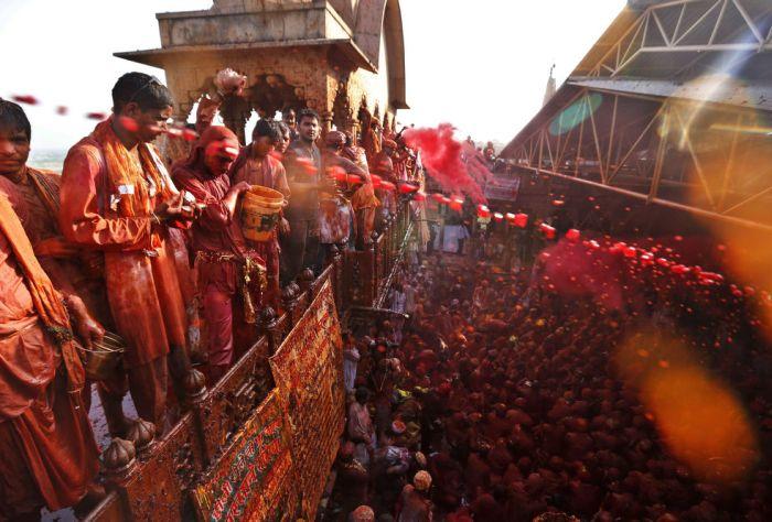 Праздник Холи 2013 (52 фото)