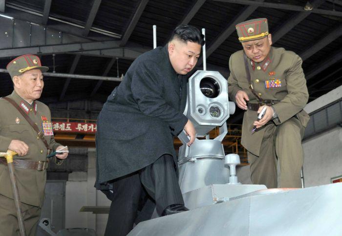 Северная Корея, фотоотчет за март 2013 (33 фото)