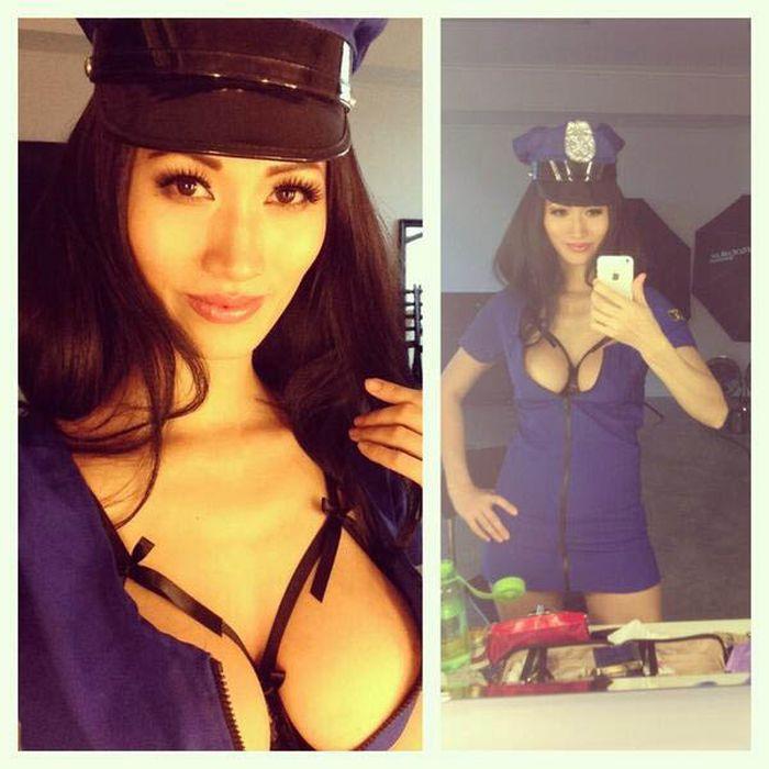 Частные фото девушек из Playboy (48 фото)