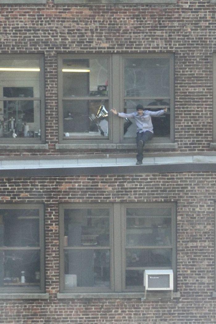 В офисе курить нельзя...(6 фото)