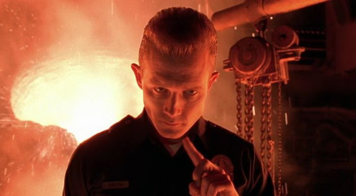 Спецэффекты в «Терминатор 2: Судный день» (37 фото + текст)