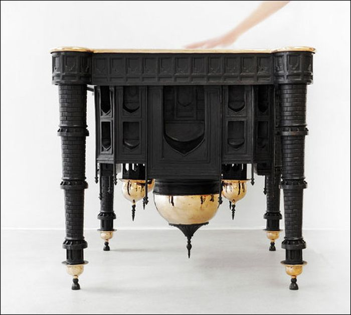 30 творческих идей для создания креативной мебели (30 фото)
