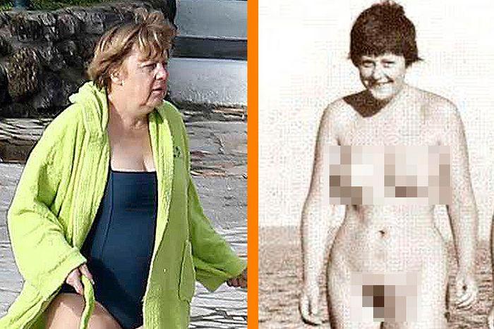 порно фото ангелы меркель