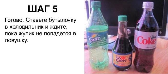 Как наказать сотрудника, ворующего ваш лимонад (5 фото)