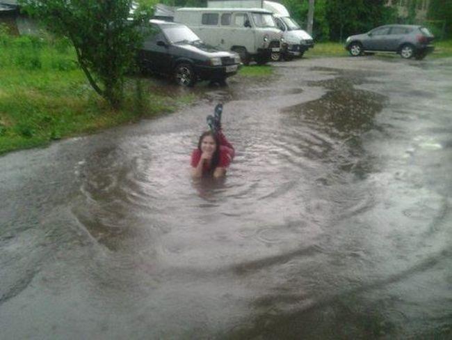 Опасные снимки глупых людей