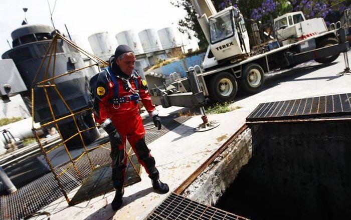Безумно грязная работа (12 фото)