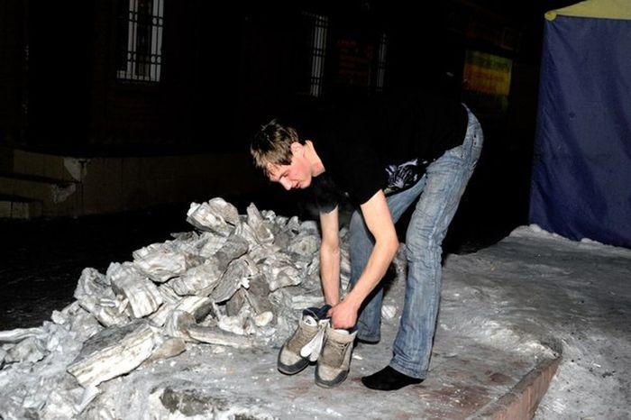 """Бар Эверест - """"элитный"""" отдых для местной босоты (80 фото)"""